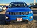 Jeep Compass Latitude 4x4 Laser Blue Pearl photo #3