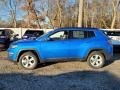 Jeep Compass Latitude 4x4 Laser Blue Pearl photo #4