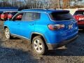 Jeep Compass Latitude 4x4 Laser Blue Pearl photo #6