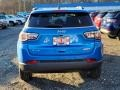 Jeep Compass Latitude 4x4 Laser Blue Pearl photo #7