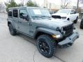 Jeep Wrangler Unlimited Willys 4x4 Sting-Gray photo #3