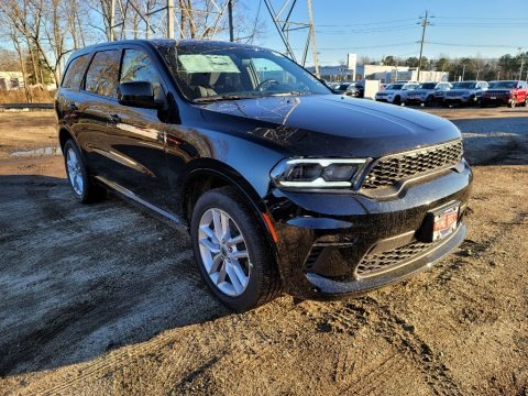 DB Black 2021 Dodge Durango GT AWD