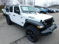 Jeep Wrangler Unlimited Willys 4x4 Bright White photo #3