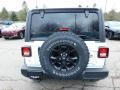 Jeep Wrangler Unlimited Willys 4x4 Bright White photo #6