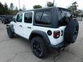 Jeep Wrangler Unlimited Willys 4x4 Bright White photo #8
