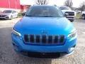 Jeep Cherokee Latitude Lux 4x4 Hydro Blue Pearl photo #9