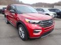 Ford Explorer XLT 4WD Rapid Red Metallic photo #3