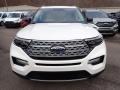 Ford Explorer Limited 4WD Star White Metallic Tri-Coat photo #4