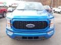 Ford F150 STX SuperCrew 4x4 Velocity Blue photo #4