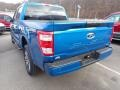 Ford F150 STX SuperCrew 4x4 Velocity Blue photo #6