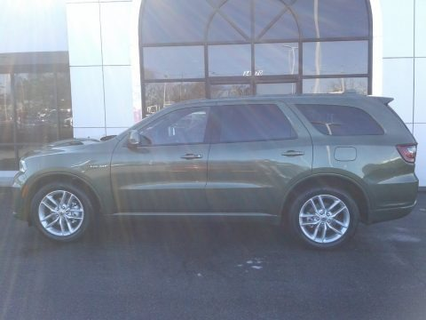 F8 Green 2021 Dodge Durango R/T AWD