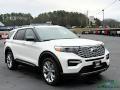 Ford Explorer Platinum 4WD Star White Metallic Tri-Coat photo #7