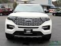 Ford Explorer Platinum 4WD Star White Metallic Tri-Coat photo #8