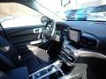 Ford Explorer XLT 4WD Star White Metallic Tri-Coat photo #9