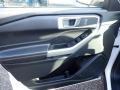 Ford Explorer XLT 4WD Star White Metallic Tri-Coat photo #13