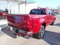 Chevrolet Colorado Z71 Crew Cab 4x4 Cherry Red Tintcoat photo #4
