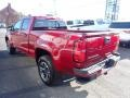 Chevrolet Colorado Z71 Crew Cab 4x4 Cherry Red Tintcoat photo #6