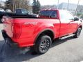 Ford Ranger XLT SuperCab 4x4 Race Red photo #5