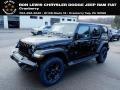 Jeep Wrangler Unlimited Sahara Altitude 4x4 Black photo #1