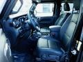 Jeep Wrangler Unlimited Sahara Altitude 4x4 Black photo #11
