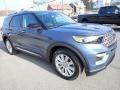 Ford Explorer Limited Infinite Blue Metallic photo #8