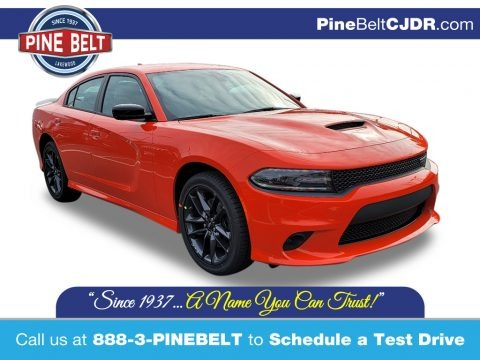 Go Mango 2021 Dodge Charger GT AWD