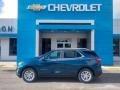 Chevrolet Equinox LT Pacific Blue Metallic photo #1