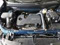 Chevrolet Equinox LT Pacific Blue Metallic photo #12
