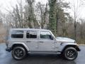 Jeep Wrangler Unlimited Sahara Altitude 4x4 Sting-Gray photo #5