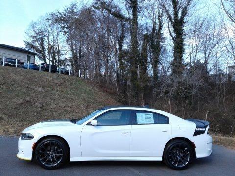 White Knuckle 2021 Dodge Charger Daytona