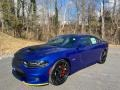 Dodge Charger Scat Pack Indigo Blue photo #2