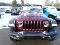 Jeep Wrangler Unlimited Rubicon 4x4 Snazzberry Pearl photo #2