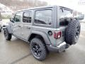 Jeep Wrangler Unlimited Willys 4x4 Sting-Gray photo #7