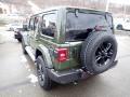 Jeep Wrangler Unlimited Sahara 4x4 Sarge Green photo #4