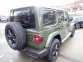 Jeep Wrangler Unlimited Sahara 4x4 Sarge Green photo #6