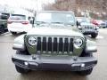 Jeep Wrangler Unlimited Sahara 4x4 Sarge Green photo #9