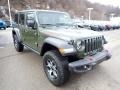 Jeep Wrangler Unlimited Rubicon 4x4 Sarge Green photo #8