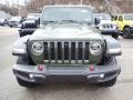 Jeep Wrangler Unlimited Rubicon 4x4 Sarge Green photo #9