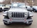 Jeep Wrangler Unlimited Rubicon 4x4 Sting-Gray photo #8