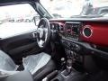 Jeep Wrangler Unlimited Rubicon 4x4 Sting-Gray photo #10