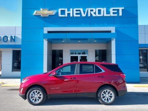 Cajun Red Tintcoat 2021 Chevrolet Equinox LT