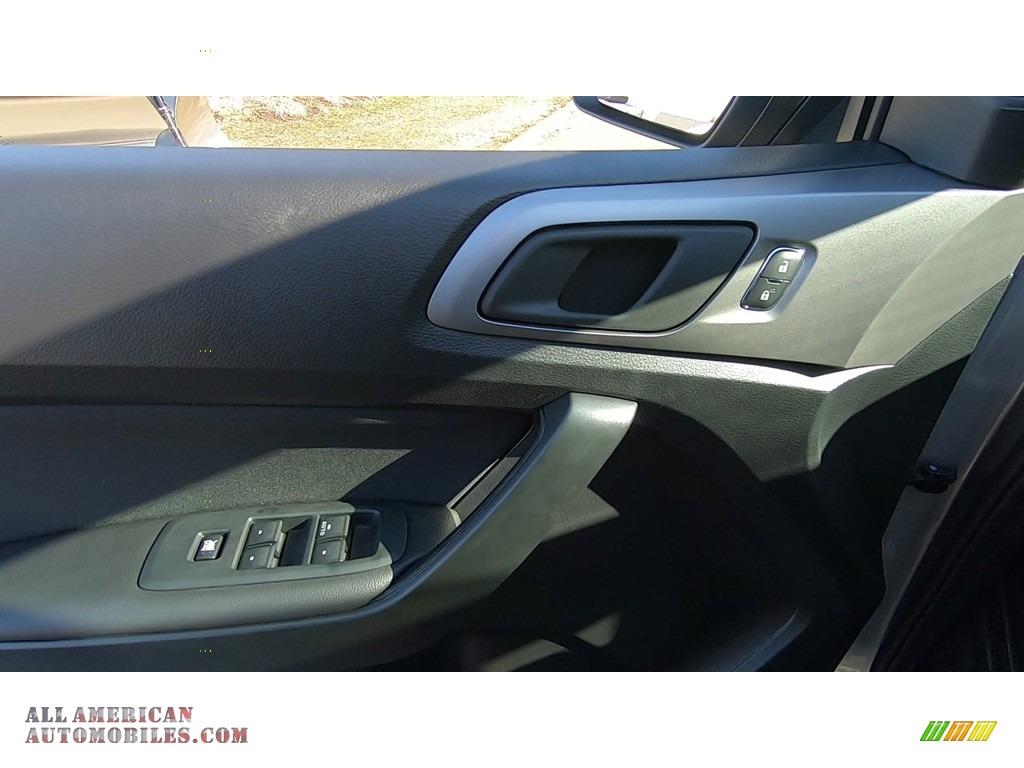 2021 Ranger STX SuperCab 4x4 - Iconic Silver Metallic / Ebony photo #12