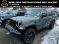 Jeep Wrangler Unlimited Willys 4x4 Sting-Gray photo #1
