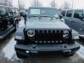 Jeep Wrangler Unlimited Willys 4x4 Sting-Gray photo #2