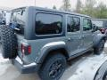 Jeep Wrangler Unlimited Willys 4x4 Sting-Gray photo #4