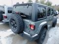 Jeep Wrangler Unlimited Willys 4x4 Sting-Gray photo #5