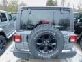 Jeep Wrangler Unlimited Willys 4x4 Sting-Gray photo #6