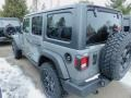 Jeep Wrangler Unlimited Willys 4x4 Sting-Gray photo #8
