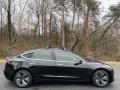 Tesla Model 3 Performance Solid Black photo #6