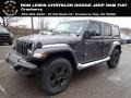 Jeep Wrangler Unlimited Sahara Altitude 4x4 Granite Crystal Metallic photo #1